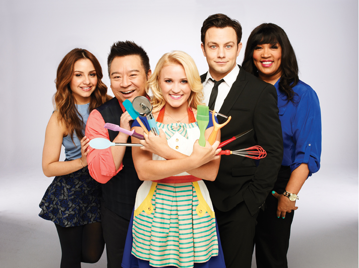 Série Young and Hungry