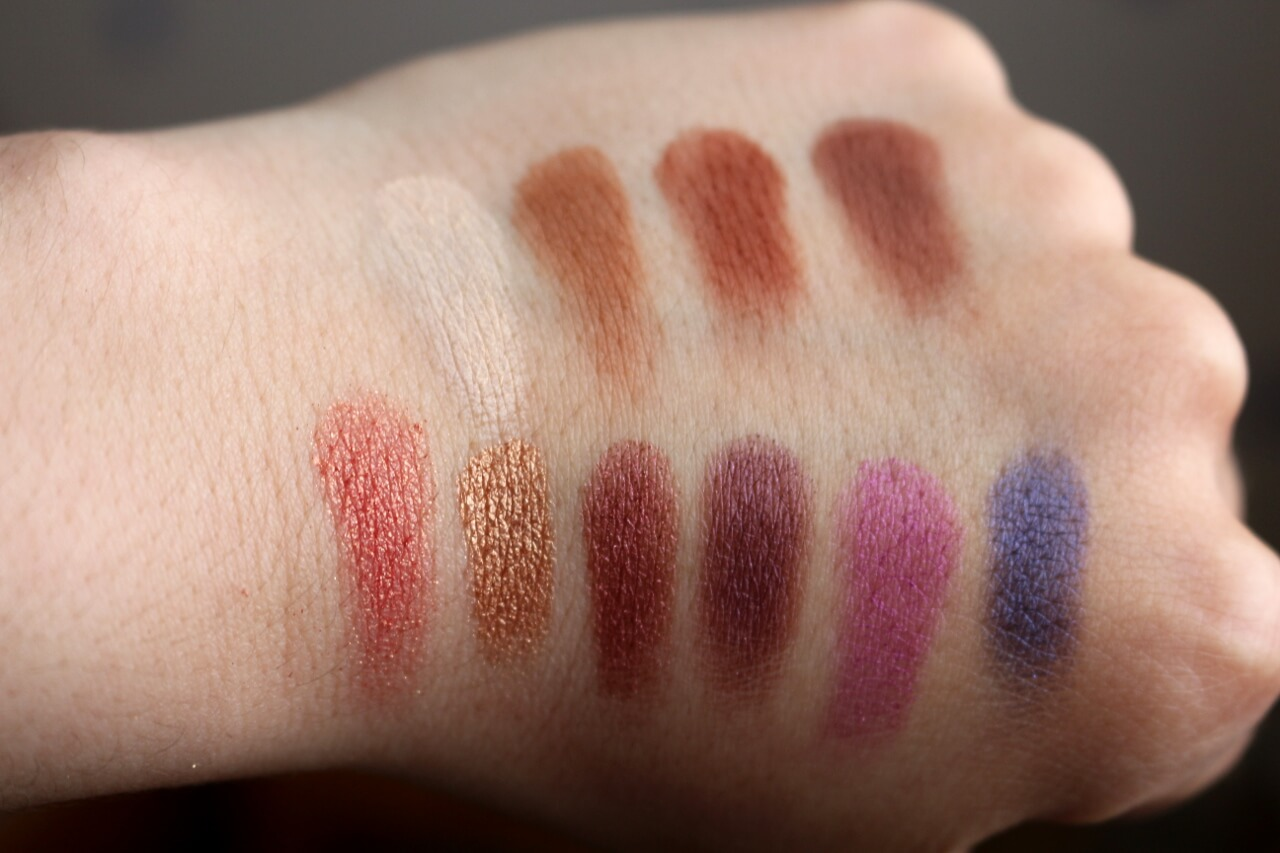 Swatch_sunset_makeup_MSC