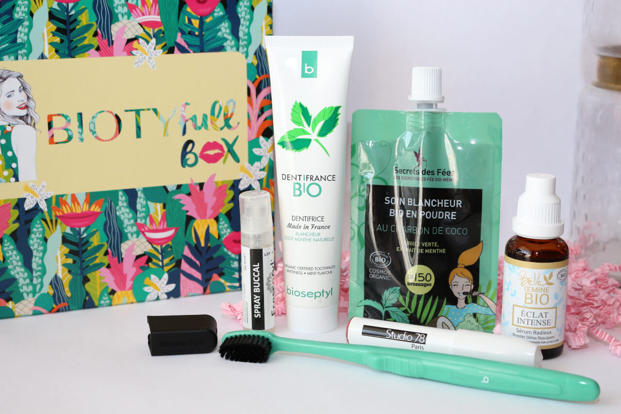 Biotyfull Box Septembre 2019
