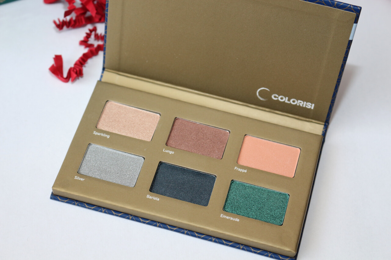 Palette Sparkling Winter de Colorisi