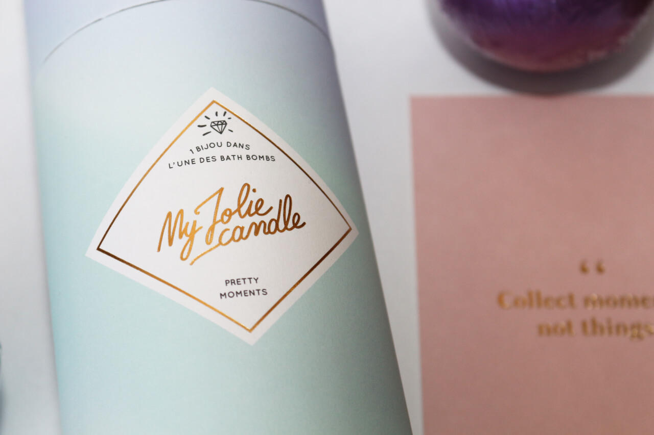 My Jolie Candle Coffret Pretty Moments