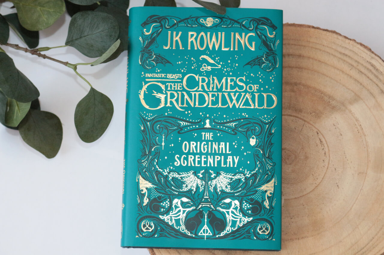 Avis livre Fantastic Beats The Crimes of Grindelwald The Original Screenplay de J.K. Rowling